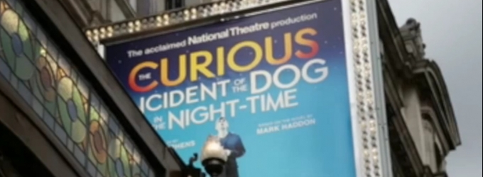 BWW TV: Broadway-Bound THE CURIOUS INCIDENT OF THE DOG IN THE NIGHT-TIME Reopens at West End's Gielgud Theatre!