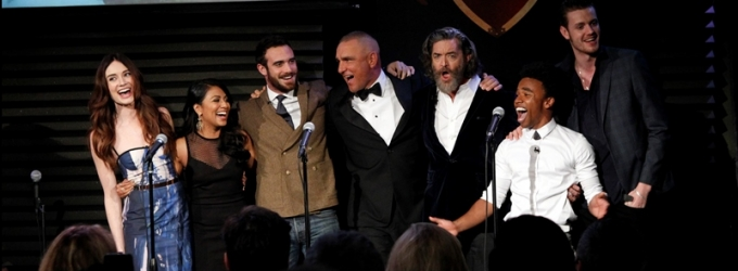 Special Coverage: An Inside Look at ABC's Irreverent New Musical Comedy Series, GALAVANT