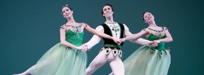 Pacific Northwest Ballet Presents George Balanchine's JEWELS, 9/26
