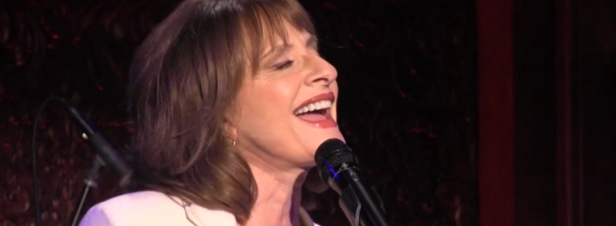 BWW TV: Patti's Back! Watch Preview from Patti LuPone's THE LADY WITH THE TORCH at 54 Below