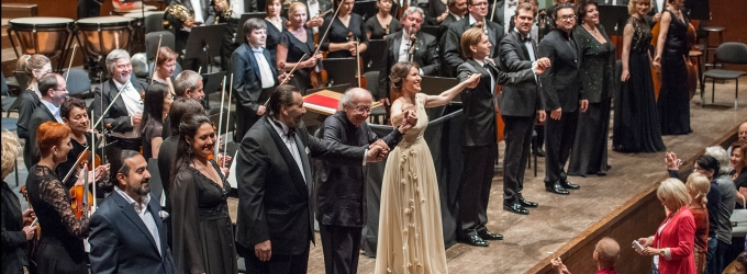 BWW Reviews: THE TSAR'S BRIDE a Heavenly Marriage with the Bolshoi Opera at Lincoln Center Festival