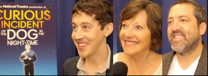 BWW TV: Meet the Cast of Broadway-Bound THE CURIOUS INCIDENT OF THE DOG IN THE NIGHT-TIME