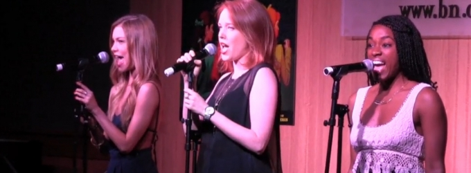 BWW TV: HEATHERS: THE MUSICAL Company Previews Cast Album at Barnes & Noble!
