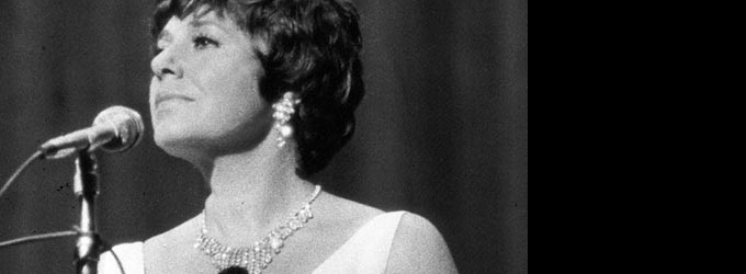 STAGE TUBE: Anita Darian Dies at Age 87