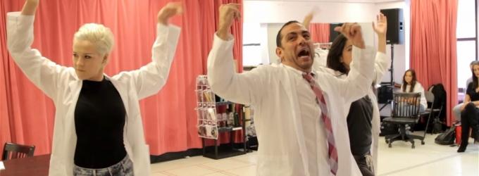 BWW TV: Exclusive Sneak Peek of New Off-Broadway Musical ATOMIC
