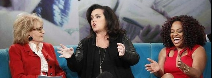 UPDATE: Rosie O'Donnell Offered 'One Year' Stint on THE VIEW