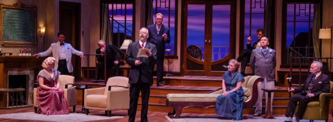 BWW Reviews: PPT Presents Chic AND THEN THERE WERE NONE by Agatha Christie