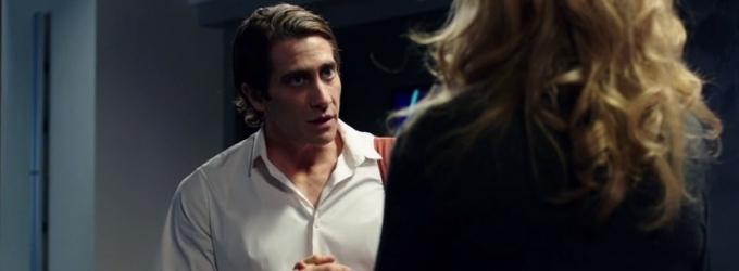 VIDEO: First Look - Jake Gyllenhaal in New Thriller NIGHTCRAWLER