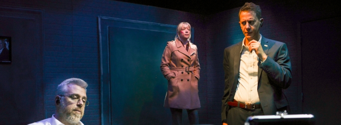 BWW Reviews: Ground UP Productions' ASYMMETRIC at 59E59 Theaters Offers Theatrical Thrills