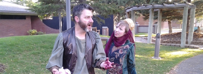 BWW Reviews: MACBETH in the Outdoors Makes a Great Date Night