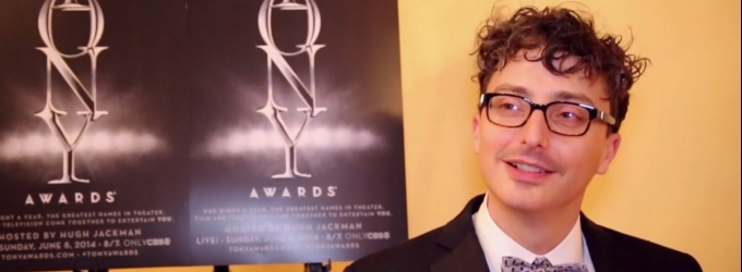 BWW TV: ACT ONE's Beowulf Boritt on Taking the 2014 Tony for Best Scenic Design of a Play
