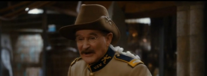 VIDEO: Watch Robin Williams in One of His Final Films NIGHT AT THE MUSEUM
