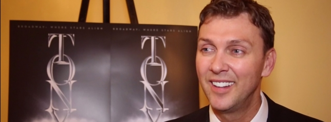 BWW TV: AFTER MIDNIGHT's Warren Carlyle on Taking the 2014 Tony for Best Choreography