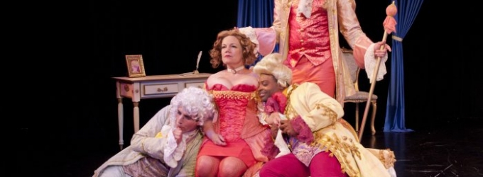 BWW Reviews: STC's SCHOOL FOR LIES Forces Comedy with One Joke