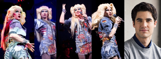 BREAKING NEWS: And the Next HEDWIG is... Darren Criss!