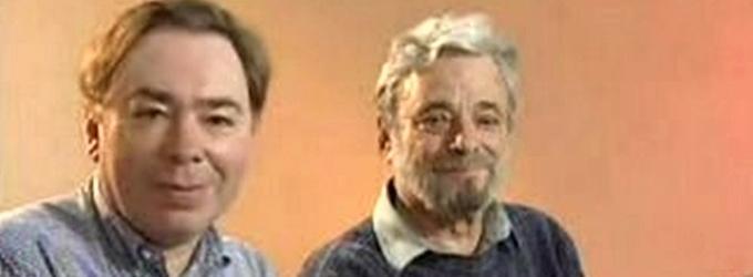 THEATRICAL THROWBACK THURSDAY: Andrew Lloyd Webber & Stephen Sondheim's Epic Duet