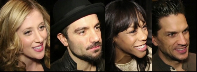 BWW TV: Meet the New Faces of LES MISERABLES- In Rehearsal with the Cast at the Imperial Theatre!