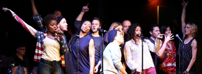 BWW TV: Watch Highlights from Broadway-Bound IF/THEN's NYC Fan Concert!