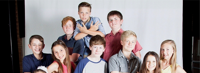 Thirteen 13-year-olds to Lead Jason Robert Brown's 13 the Musical