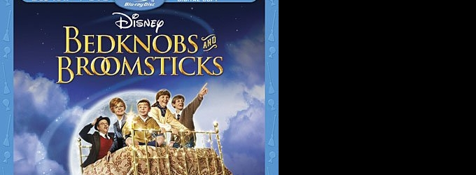BEDKNOBS & BROOMSTICKS Now Available On Blu-ray
