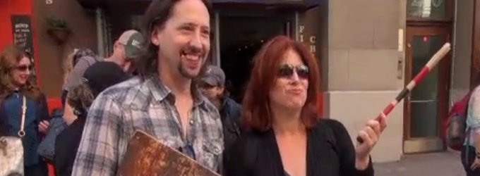 BWW TV: Broadway Unites for BC/EFA! Inside the 2013 BROADWAY FLEA MARKET