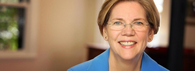 Sen. Elizabeth Warren to Make 'LATE SHOW' Debut Next Week