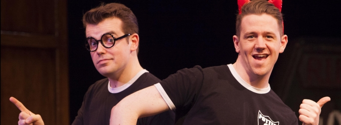 BWW Review: Potted Potter Will Have You Cracking Up Just in Time For the Holidays
