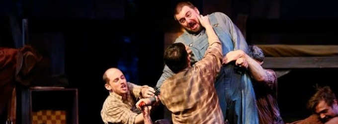 BWW Review: OF MICE AND MEN Opens at the White Theatre