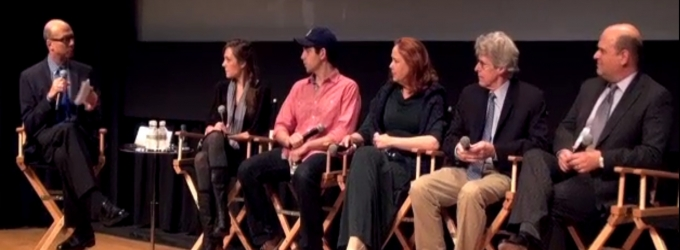 BWW TV Exclusive: Backstage with Richard Ridge- SAG Foundation Conversations Series with CINDERELLA Cast and Creative Team