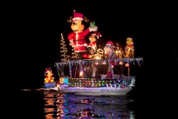 105th Annual Newport Beach Christmas Boat Parade Launches December 18th