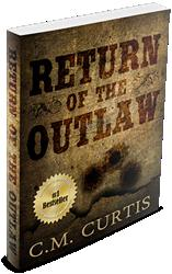 C. M. Curtis' Western Novel Becomes Amazon Best Seller