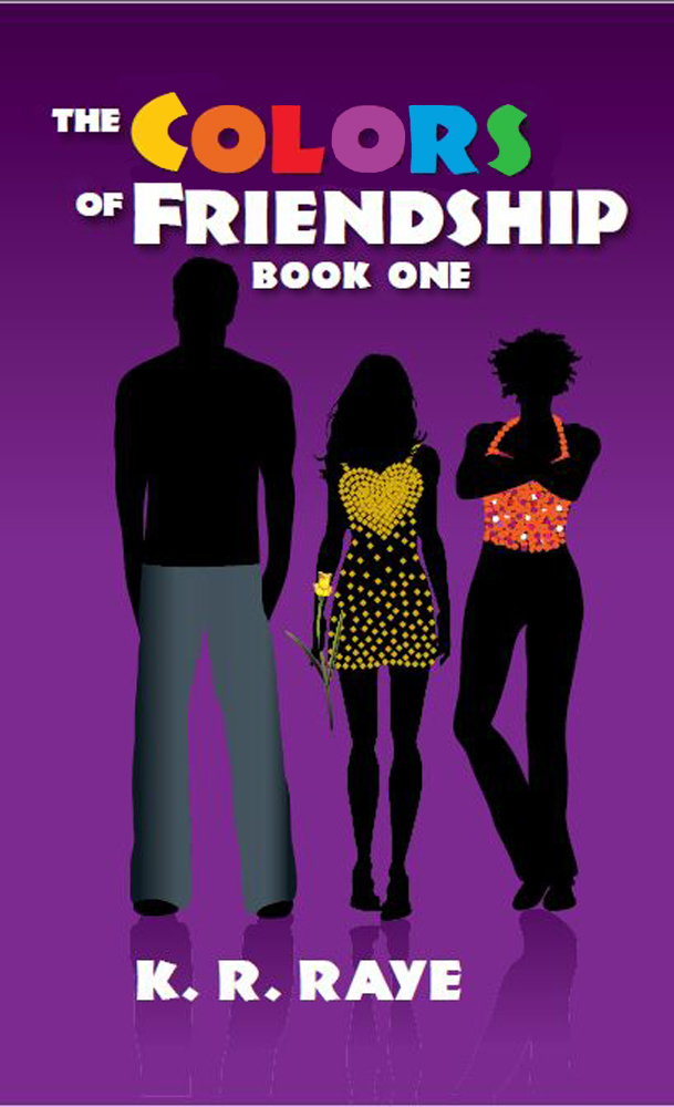 Author K. R. Raye Debuts 'The Colors of Friendship' at BEA in NYC, 5/30