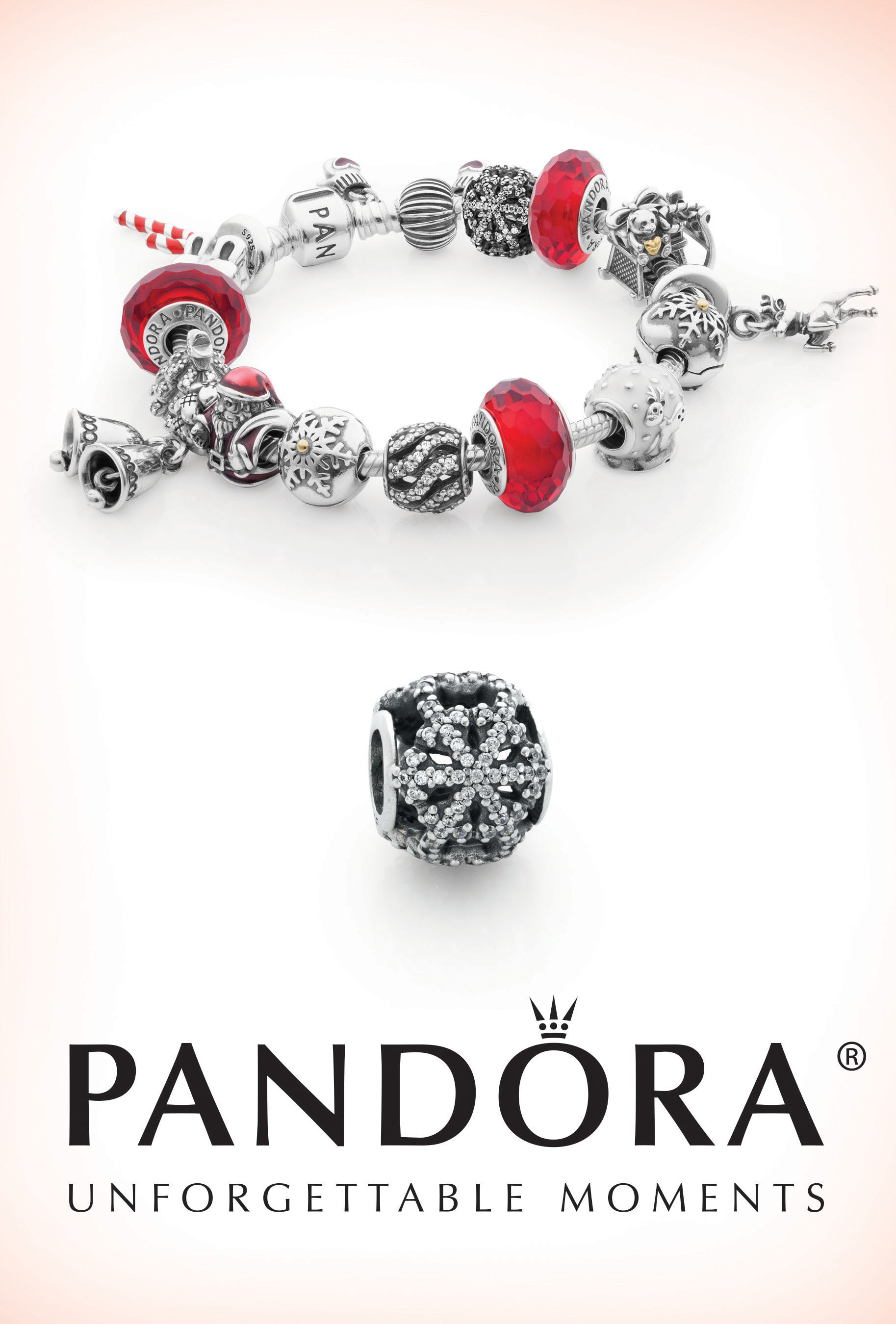 PANDORA Jewelry Debutes Limited Edition Charm for Black Friday