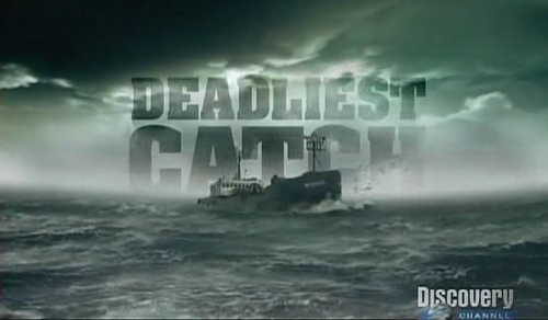 DEADLIEST CATCH Captains Celebrate 10th Dangerous Season