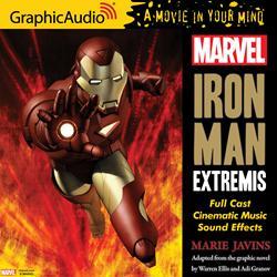 GraphicAudio Releases MARVEL'S IRON MAN: EXTREMIS