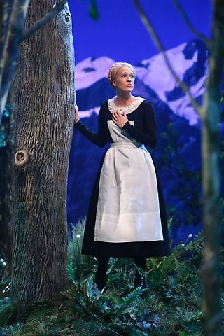 NBC's THE SOUND OF MUSIC LIVE Comes to DVD Today