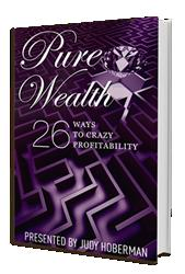 Pure Wealth: 26 Ways to Crazy Profitability, by 26 Authors, Launches at Seminar Event