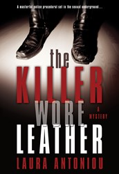 The Killer Wore Leather Wins The Rainbow Book Award