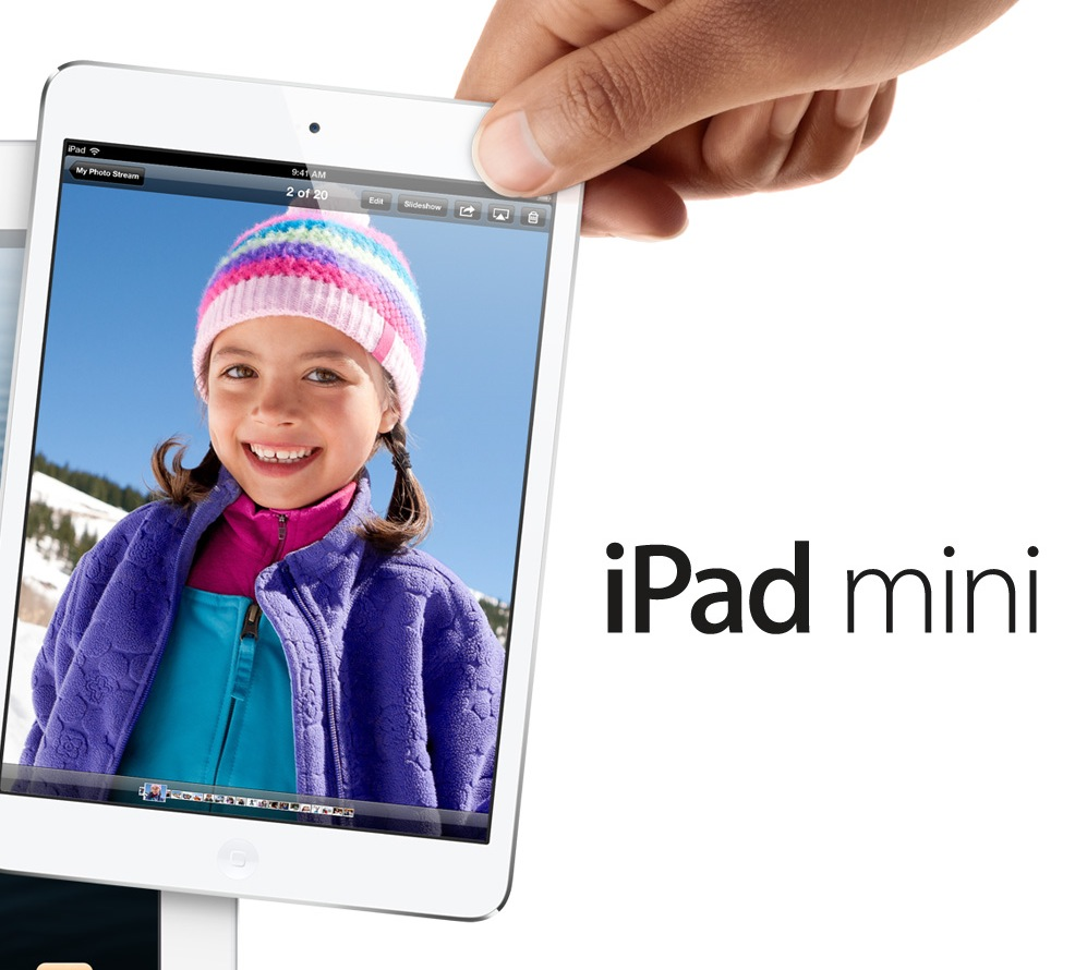iPad Mini Cellular Version Heading to China This Month
