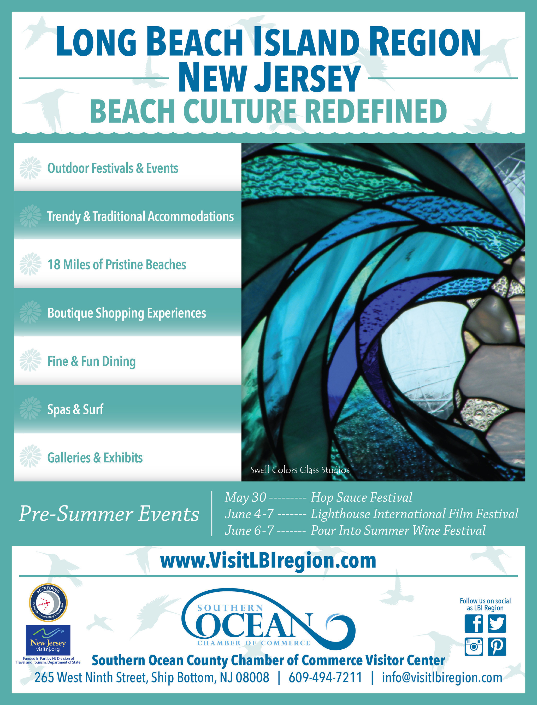 Craft Beer, New Jersey Wines & International Films Head to Summer 2015 on Long Beach Island