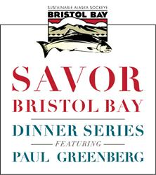 Bristol Bay Dinner Series to Host Author Paul Greenberg, 6/30