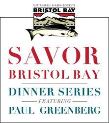 Bristol Bay Dinner Series to Host Author Paul Greenberg, 6/30