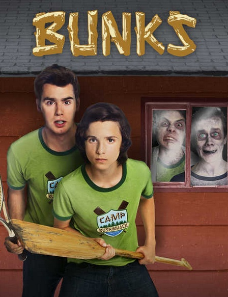 Disney XD to Premiere Original 'Zom-edy' BUNKS, 6/16