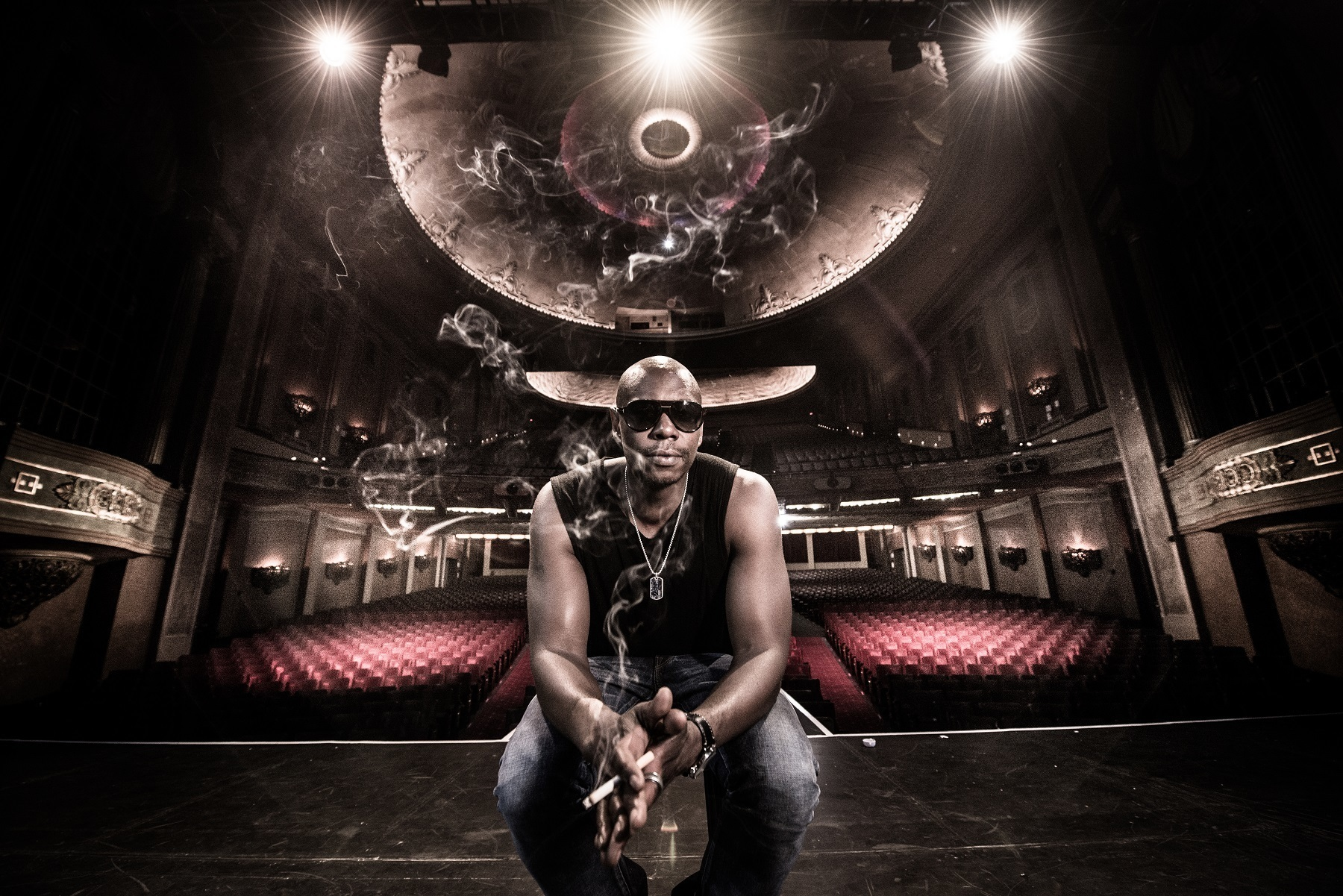Dave Chappelle & Nas Add Ninth and Final Show at Radio City