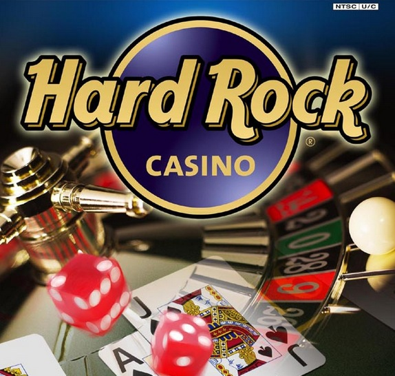 Hardrock flash casino gambling red hearts