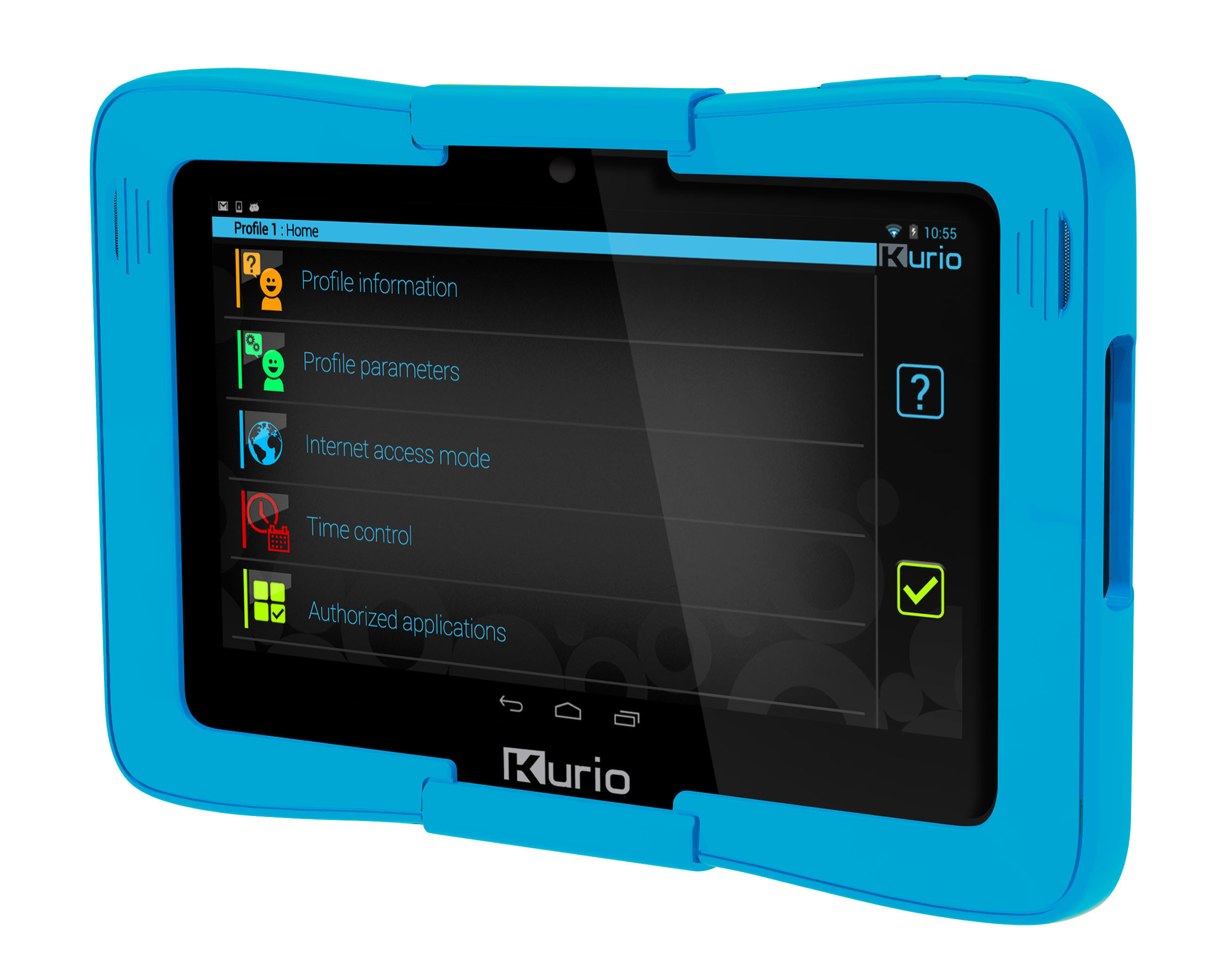 Techno Source Unveils New Kurio Line Of Android Devices For Families With Kids