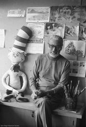San Diego History Center Launches Centennial Celebration with Dr. Seuss Exhibition, 11/21