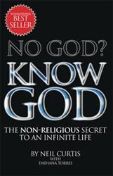 Neil Curtis and Daihana Torres Release NO GOD? KNOW GOD