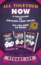 Stuart Lee Reveals Secrets to Card Tricks in New Book