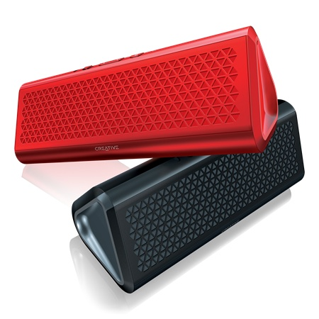 Creative Releases New NFC Bluetooth Speakers
